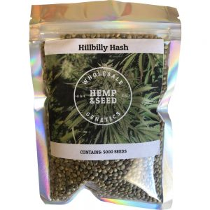 Hillbilly Hash High CBD Hemp Seeds
