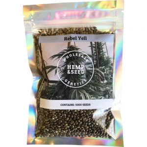 Rebel Yell High CBD Hemp Seeds